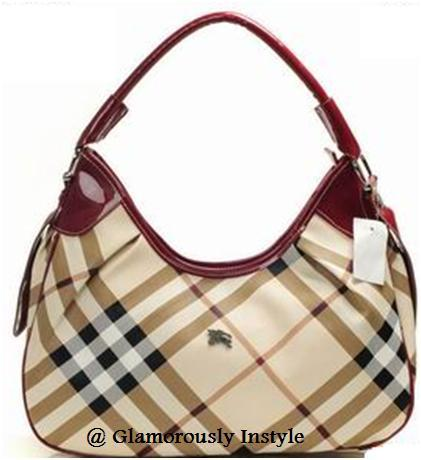 Burberry Hobo Bag 'Grade AAA+'