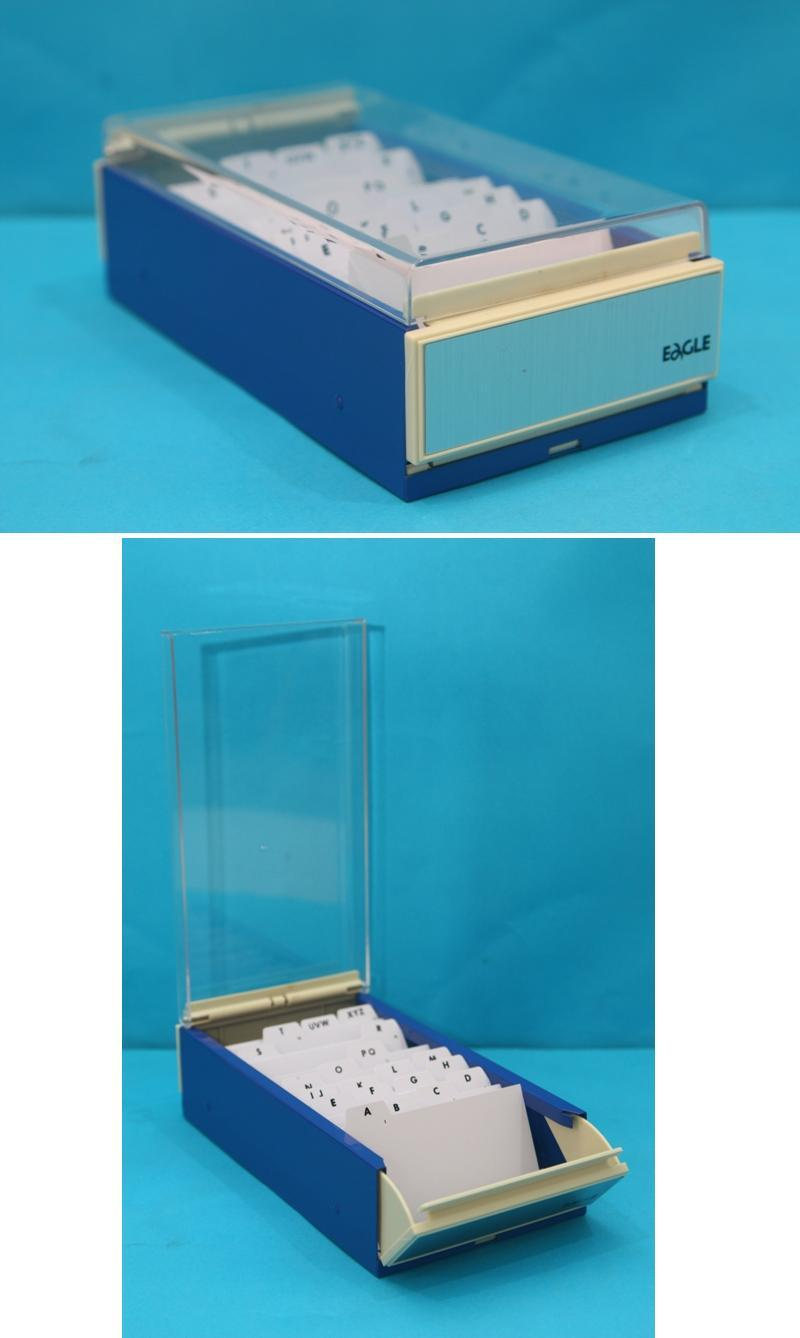 Business Card Box Name Card Box Case 400's