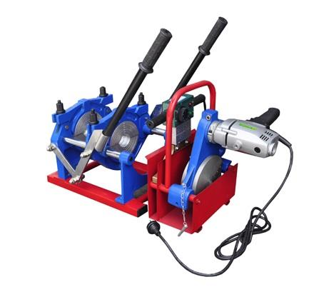 Butt Welding machine for PE/ PP