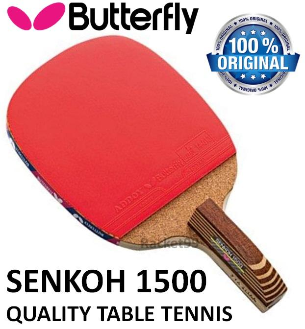 Butterfly senkoh 1500 penhold table end 11 26 2016 6 15 pm for Table tennis 99