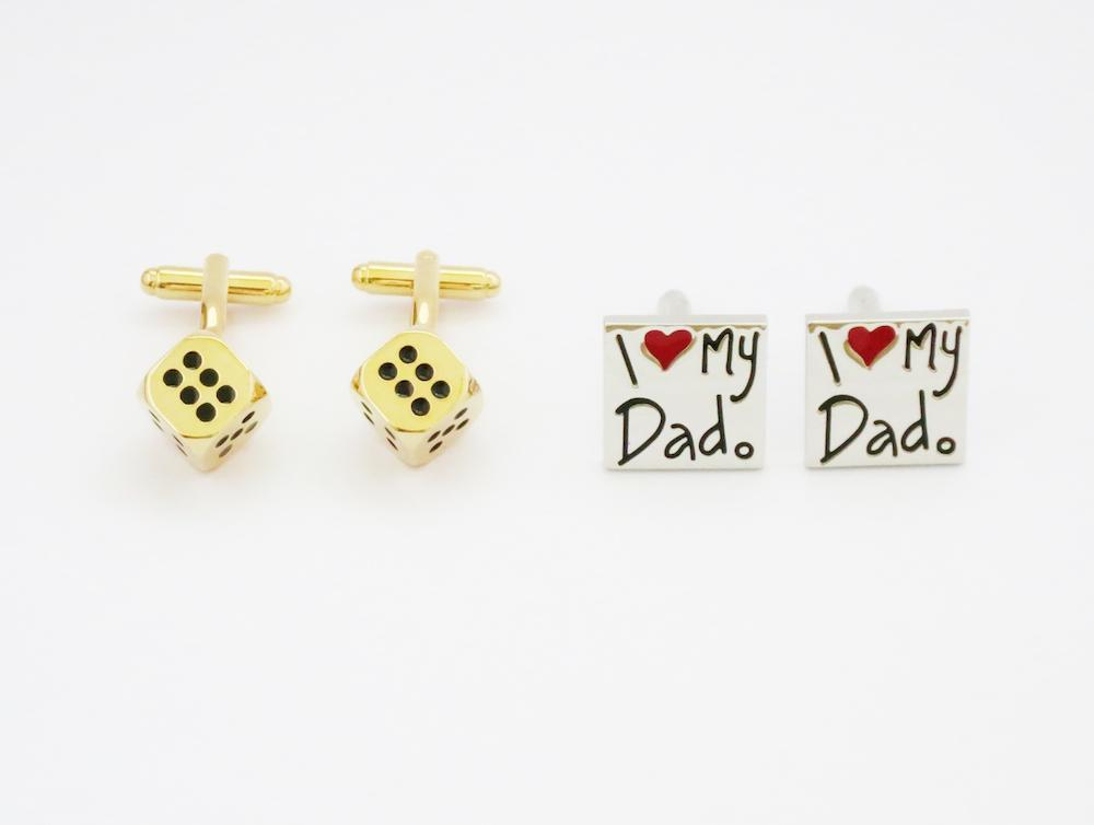 [Buy 2 in 1 Price] Double Happiness Cufflinks Set 29