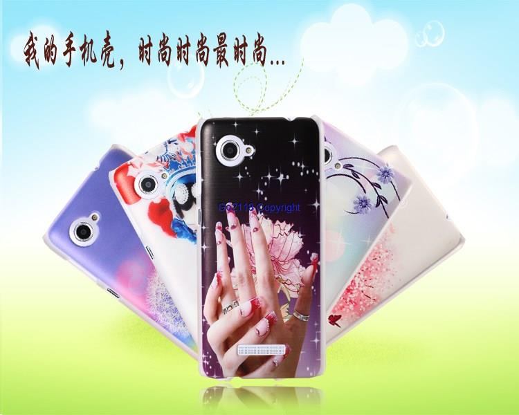 Buy 2 Free 1 Lenovo A880 A889 Cartoon PC Hard Back Case Cover Casing