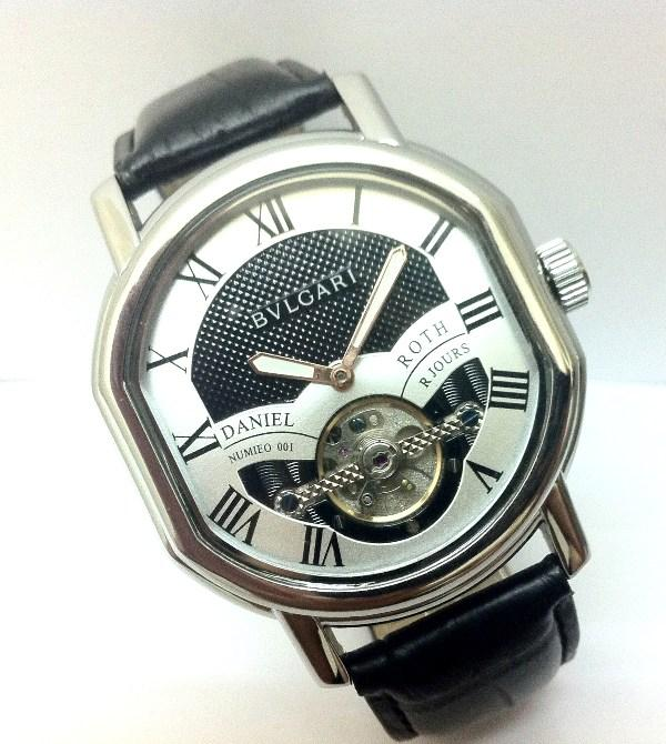 BVLGARI Daniel Roth NUMIEO 001-TOURBILLION  Automatic Watch