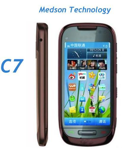 ZTC C7 Quad band Handwritting Function Cell Phone (Selangor, end time ...