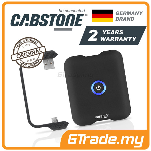 CABSTONE Power Bank 5200mAh Charger | Apple iPhone 6S 6 Plus 5S 5C 5 4