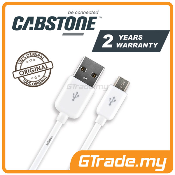 CABSTONE Sync Charger Micro USB Cable Samsung Galaxy Note 5 4 3 Edge