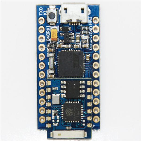 Cactus Micro Rev2 Arduino Compatible Plus ESP8266 WIFI Chip