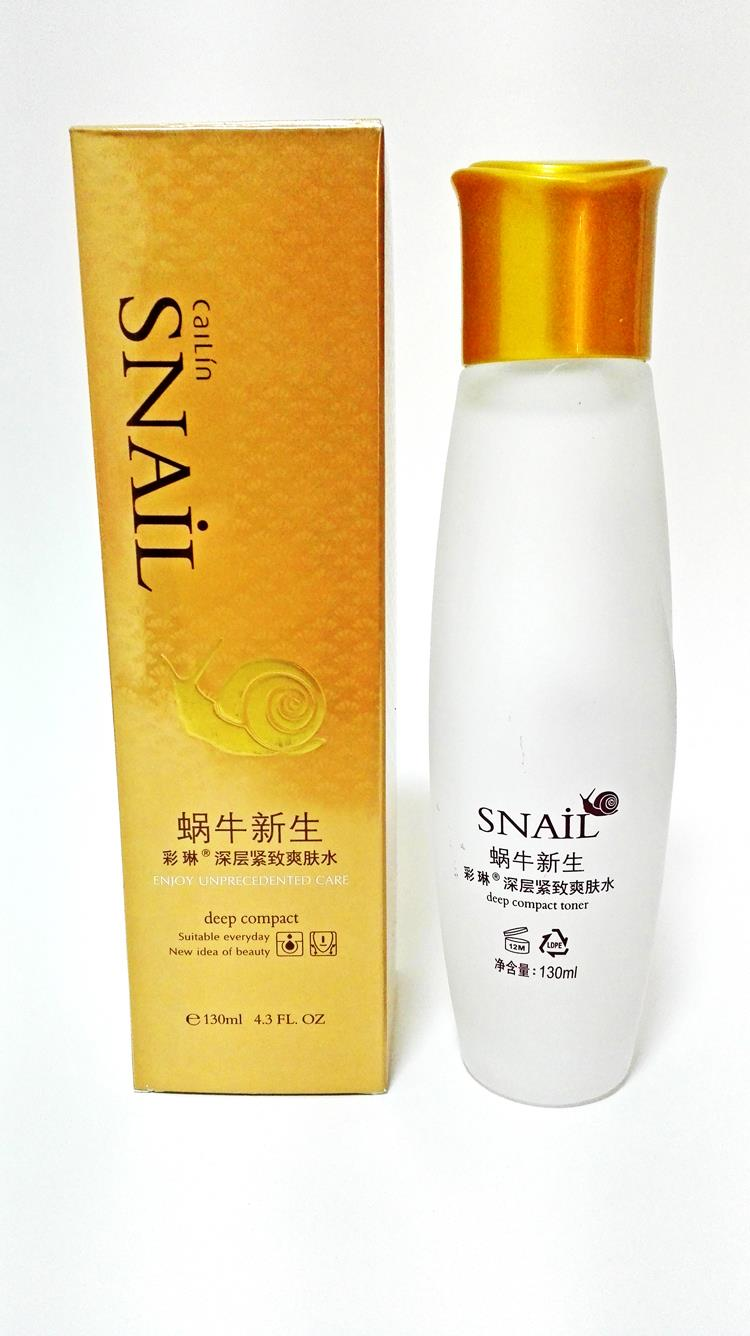 Cailin Snail  Deep firming toner 130ml- suitable for everyday use