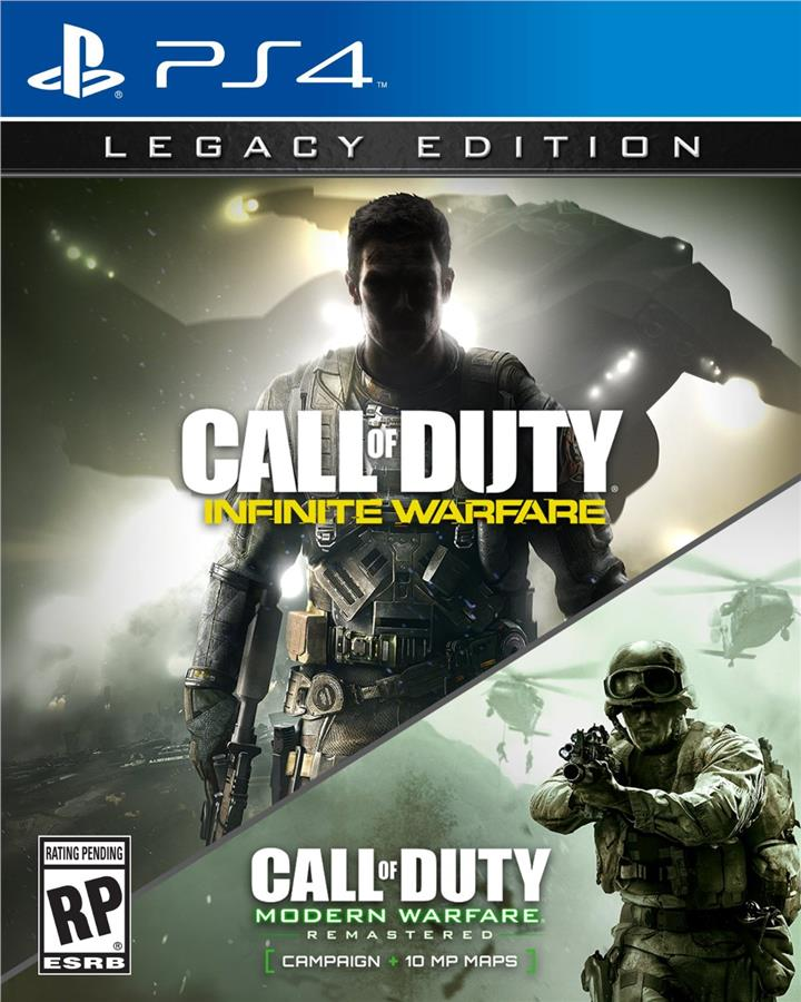 Call of Duty: Infinite Warfare Legacy Pro Edition (PS4) (PRE-ORDER)