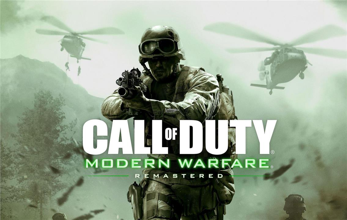 Call Of Duty Modern Warfare Remastered (PC)