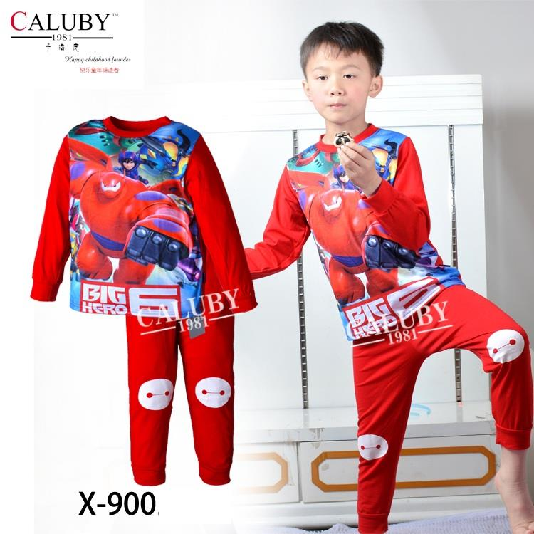 Caluby Big Hero Kids Pyjamas/ sleeping wear (2Y - 7Y)