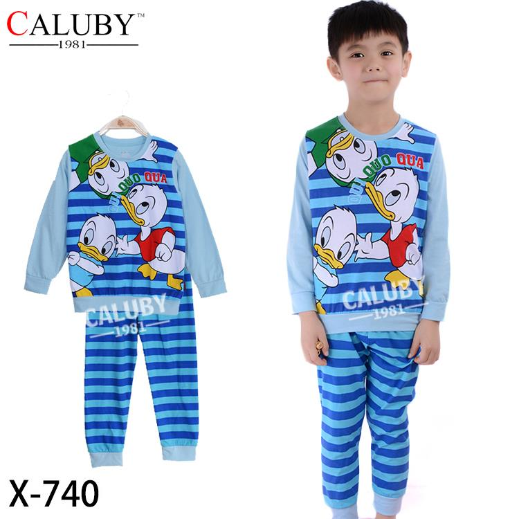 Caluby Kid's Donald Duck Sleeping Wear
