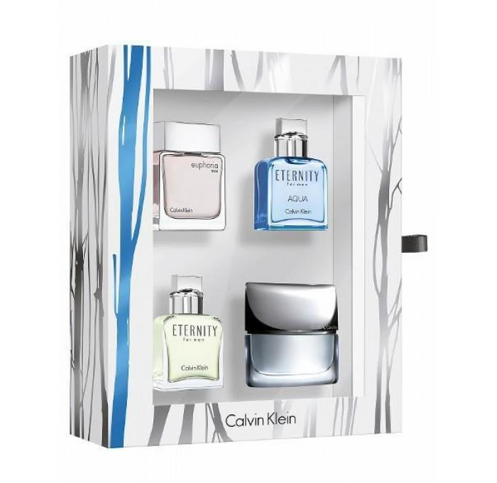 Calvin Klein Perfume for Men (4-Piece) Mini 100% Original & Authentic