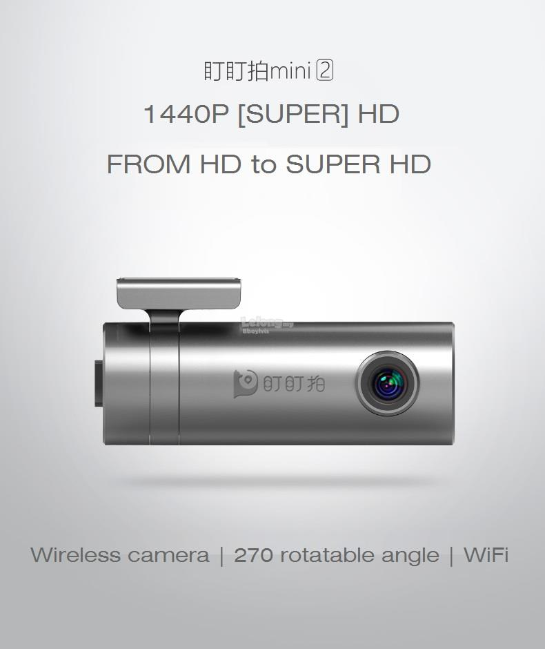 Camcorder 1440P SUPER HD DDP mini 2 Car
