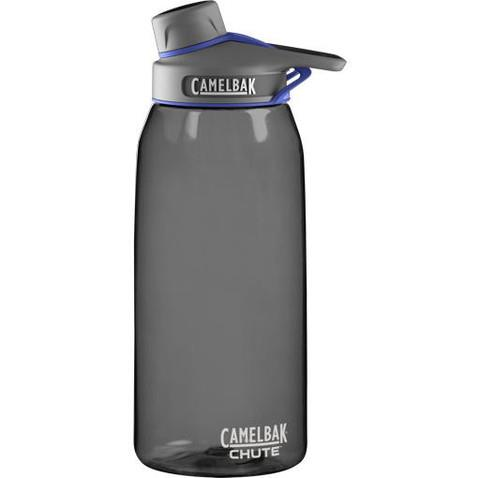 CAMELBAK CHUTE 1L WATER BOTTLE - CHARCOAL