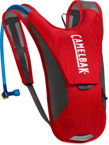 CAMELBAK HYDROBAK HYDRATION PACK 50 FL. OZ. - RACING RED/GRAPHITE