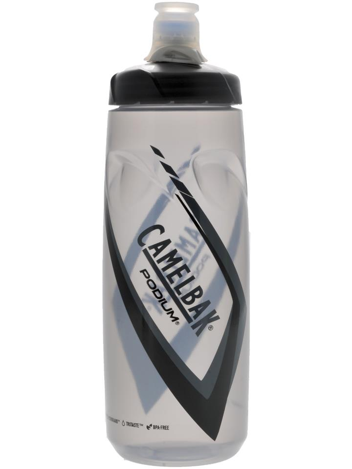 CAMELBAK PODIUM 24 OZ WATER BOTTLE - SMOKE