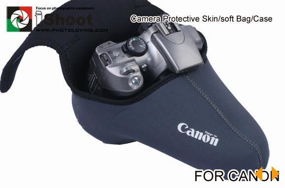 Camera Protective Skin/soft Bag/Case CANON Large