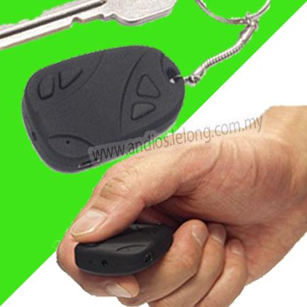 Camera spy keychain car key,video photo pen drive.mini dv.watch hidden..