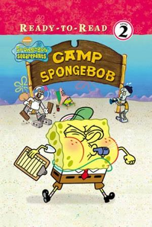 Camp Spongebob (Ready-To-Read Spongebob Squarepants - Level 2) Book