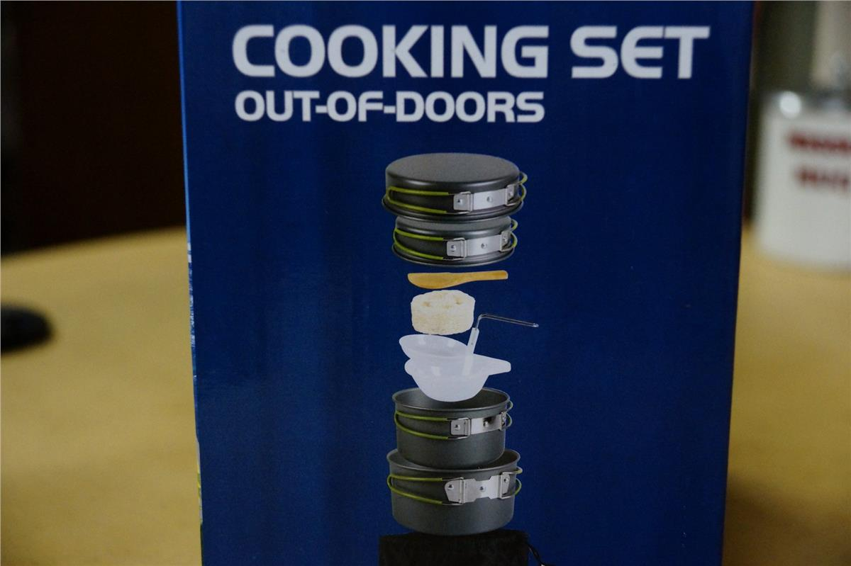 Camping Cooking set@301