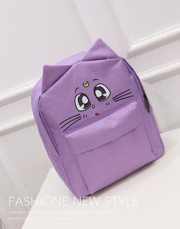 Candy Wonder Backpack Bag/Laptop Bag/School Bag-TL0047-VIOLET