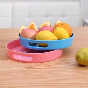 Candy Color Portable Multi-purpose Tray