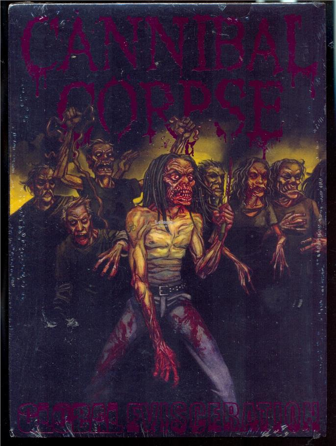 Cannibal Corpse - Global Evisceration - New Live DVD