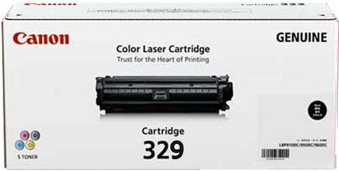 Canon 329 Black Toner - 1,200pages