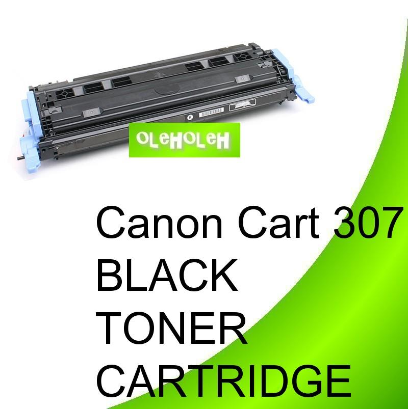 Canon Cart 307 Compatible Black Toner For Canon LBP5000 LBP5100