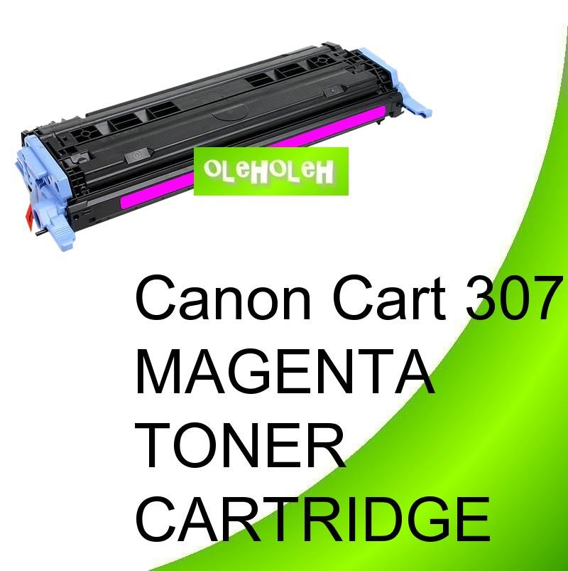 Canon Cart 307 Compatible Magenta Toner For Canon LBP5000 LBP5100