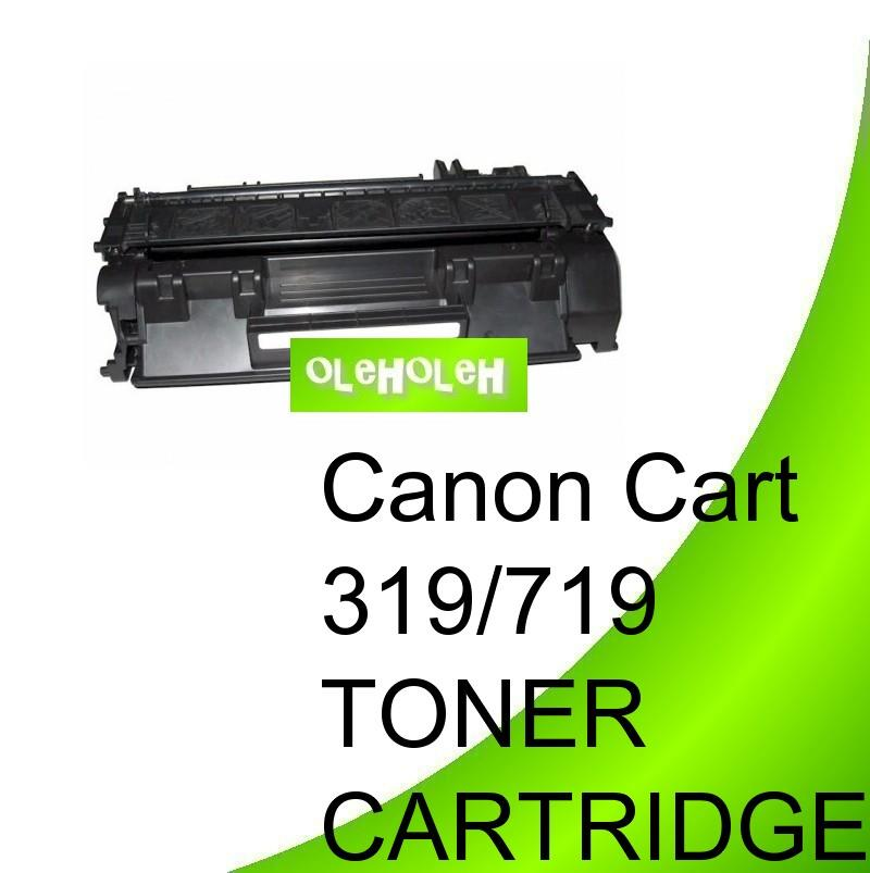 Canon Cart 319/719 Compatible Toner For Canon LBP-6300DN LBP-6650DN