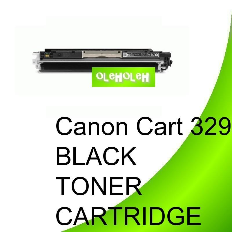 Canon Cart 329 Compatible Black Toner For Canon LBP7010 LBP7018c
