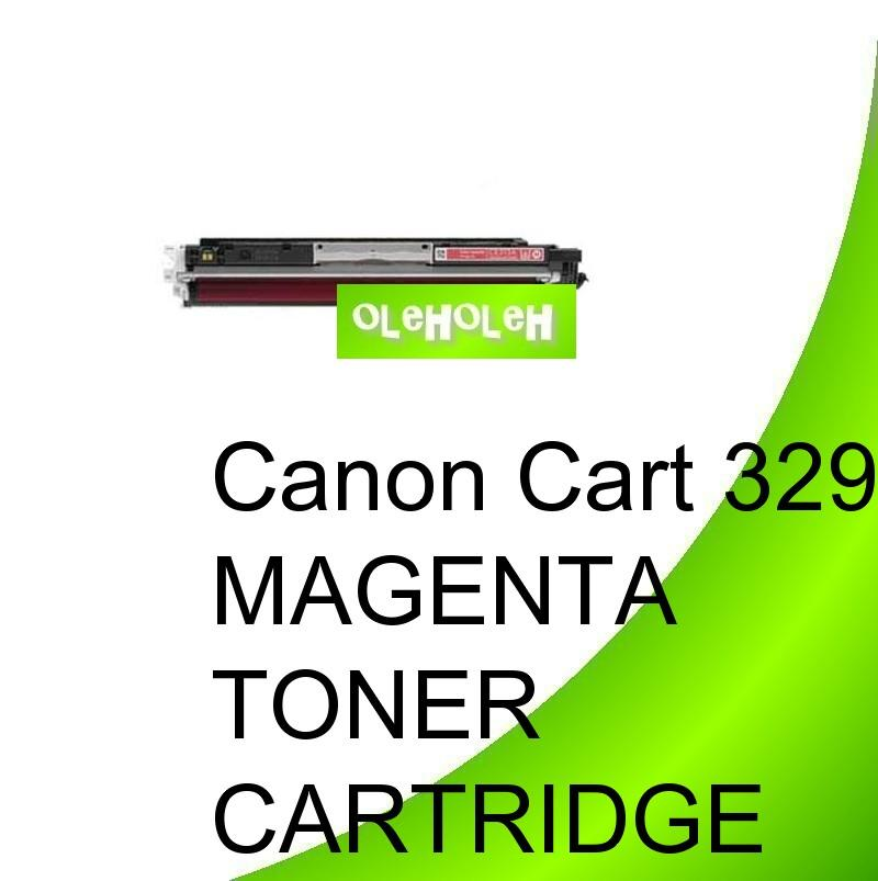 Canon Cart 329 Compatible Magenta Toner For Canon LBP7010 LBP7018c