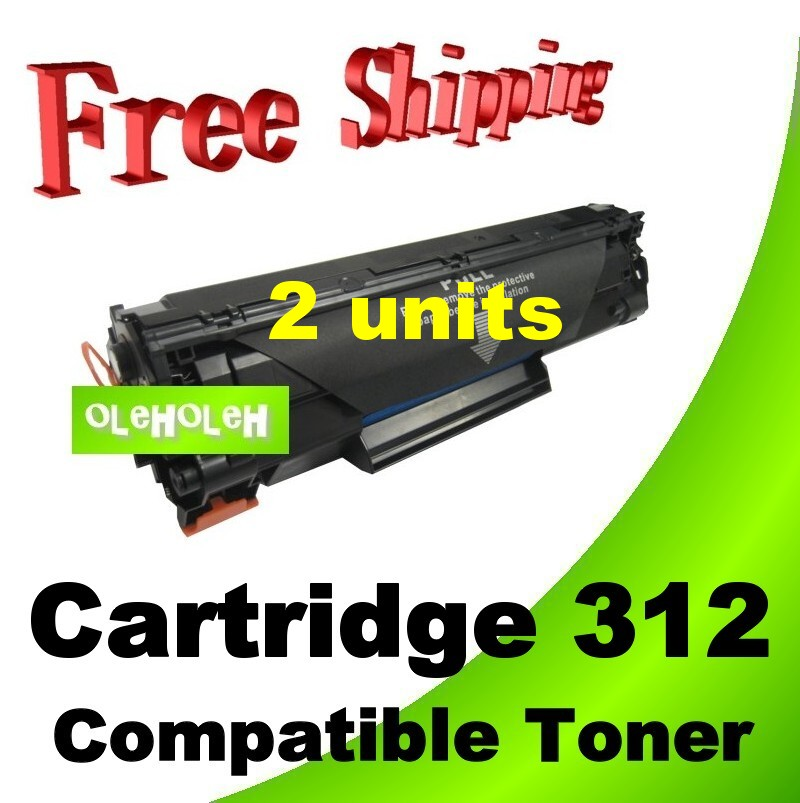 Canon Cartridge 312 Canon312 Cart 312 Compatible Toner LBP3010 LBP3018