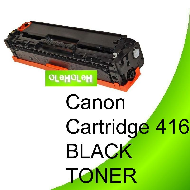 Canon Cartridge 416 Compatible Black Toner MF8030CN MF8050CN