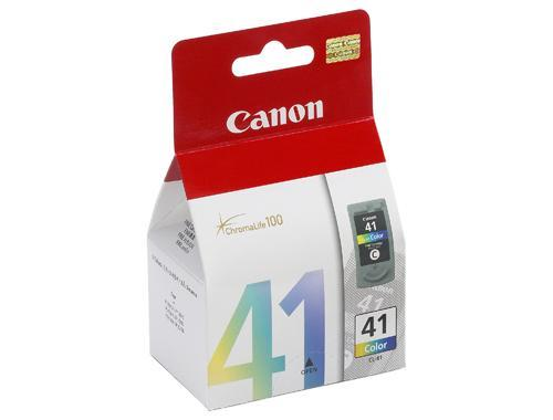 Canon CL-41 Colour Ink (Genuine) CL41 1200 1300 1600 1700 1880 1980 41