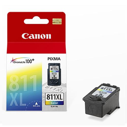 Canon CL811XL Colour Ink 13ML - Original