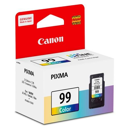 CANON COLOR INK CARTRIDGE, CL-99