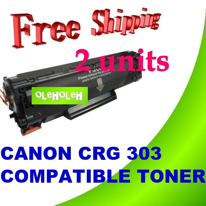 Canon CRG303 Cartridge 303 Compatible Toner LBP-2900 LBP-3000