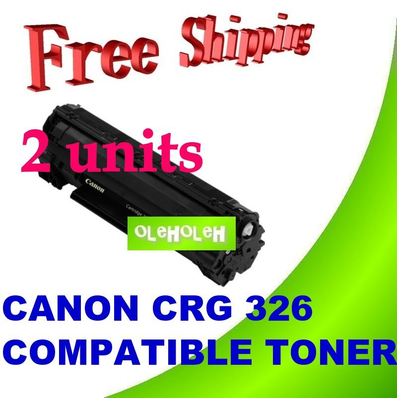 Canon CRG326 Cartridge 326 Compatible Toner LBP-6200 LBP-6200D