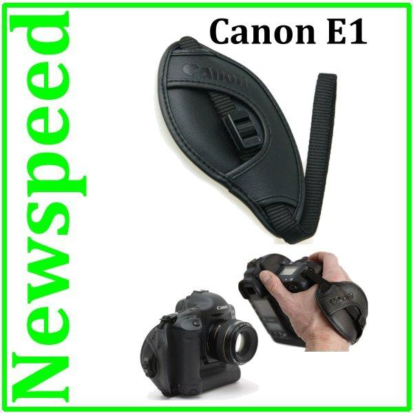 New Canon E1 Hand Grip Strap for EOS Camera with Battery Grips