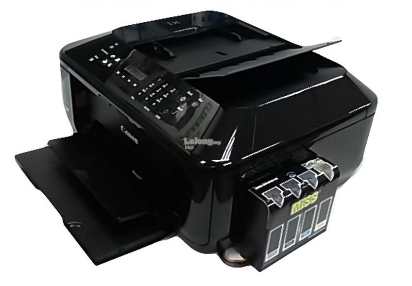 Canon E610 All-In-One & MiSS Tank