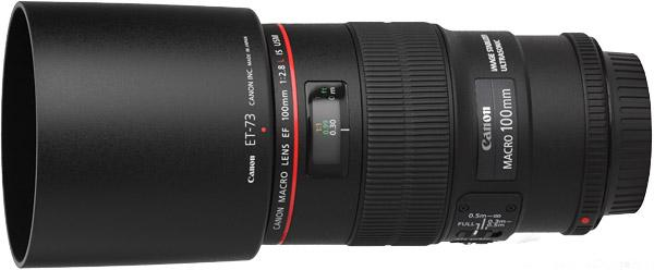 Canon EF 100mm f2.8 HIS lens 5D 7D 60D 600D  1100D 550D 500D