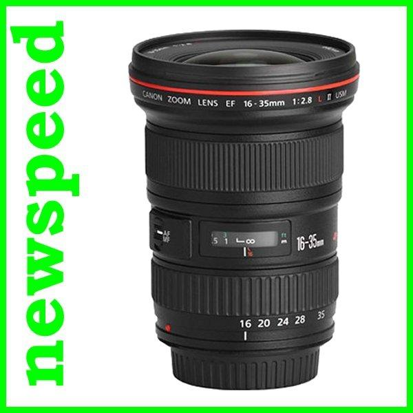 New Canon EF 16-35mm F2.8 L II USM EF16-35mm Lens (Import)