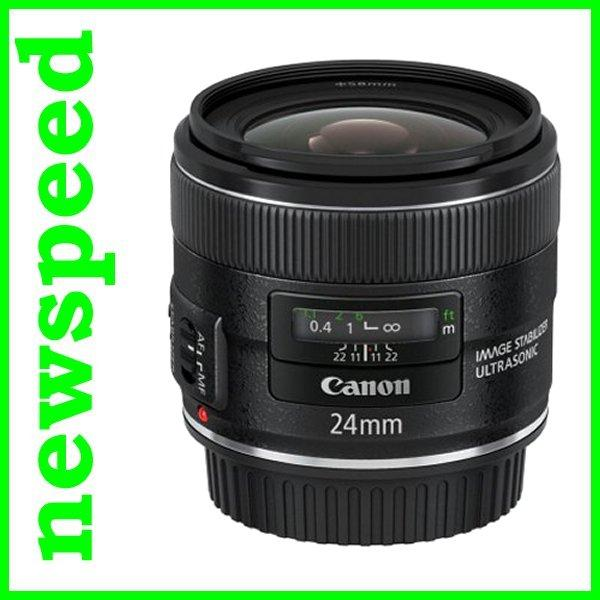 New Canon EF 24mm F2.8 IS USM EF24mm Lens (Import)