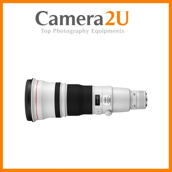 NEW Canon EF 600mm F/4L IS II USM