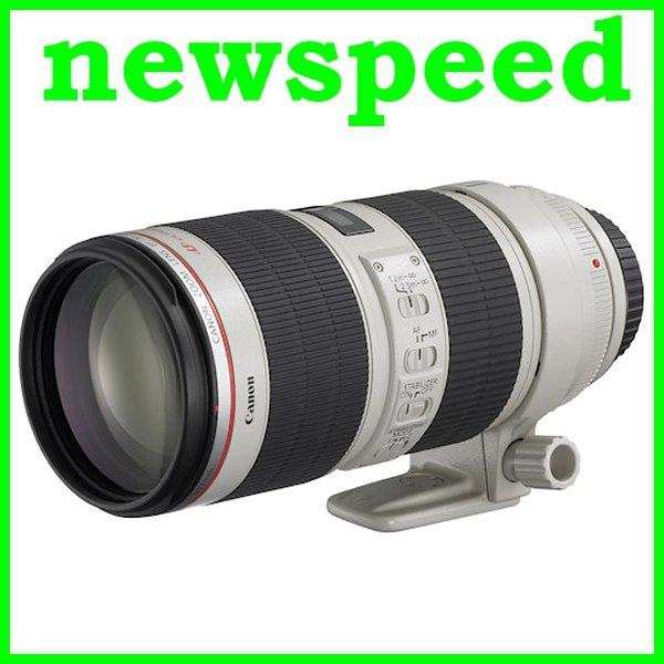 New Canon EF 70-200mm F2.8L USM Lens (Import)