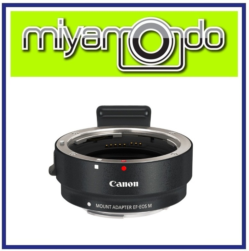 NEW Canon EF-EOS M Mount Adapter Adaptor