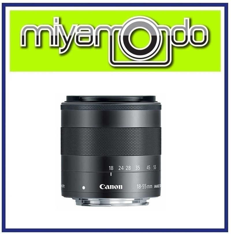NEW Canon EF-M 18-55mm F3.5-5.6 IS STM Lens